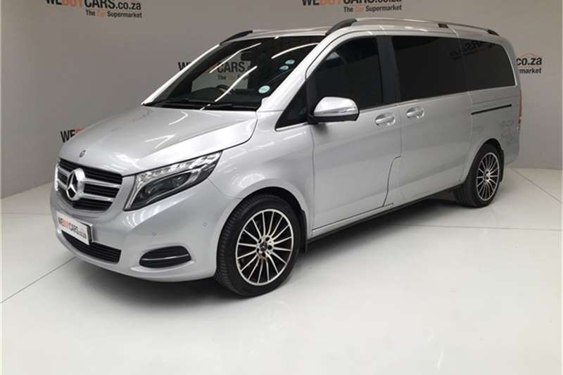 2015 Mercedes Benz V Class V250 BlueTec Avantgarde