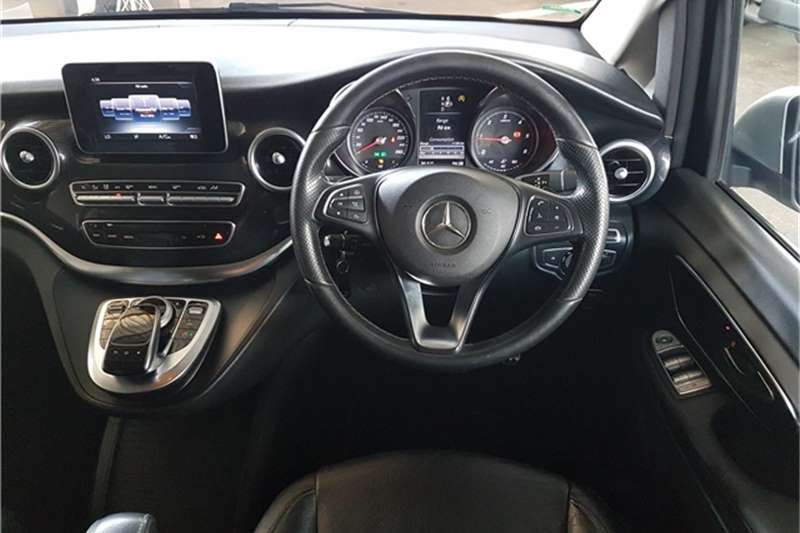 2016 Mercedes Benz V Class