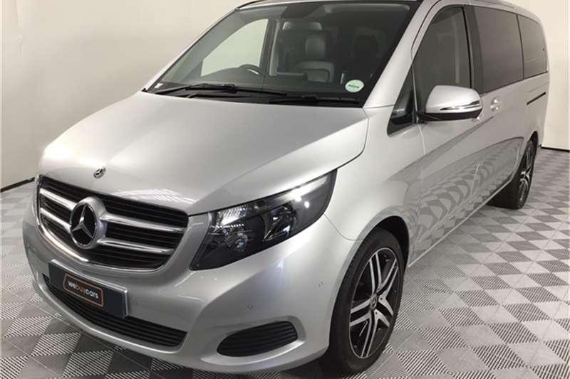 Mercedes Benz V-Class V200d  A/T 2019