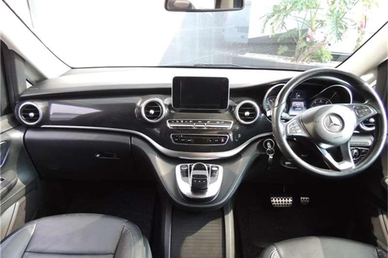 Mercedes Benz V Class V220CDI auto 2016