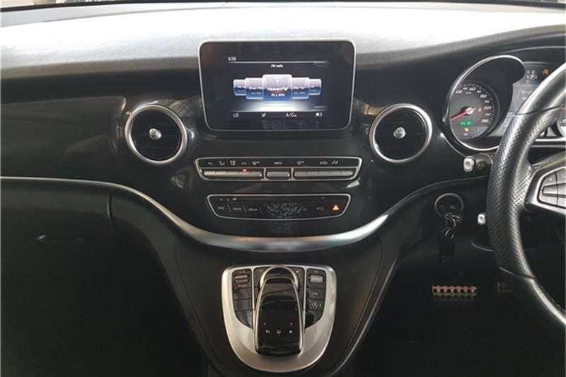 Used 2016 Mercedes Benz V Class V220CDI auto