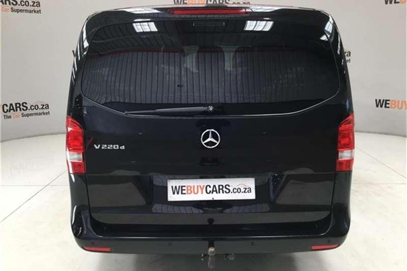 Mercedes Benz V Class V220CDI auto 2017