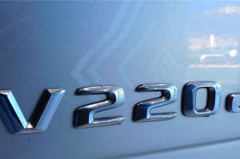 Used 2016 Mercedes Benz V Class V220CDI Avantgarde