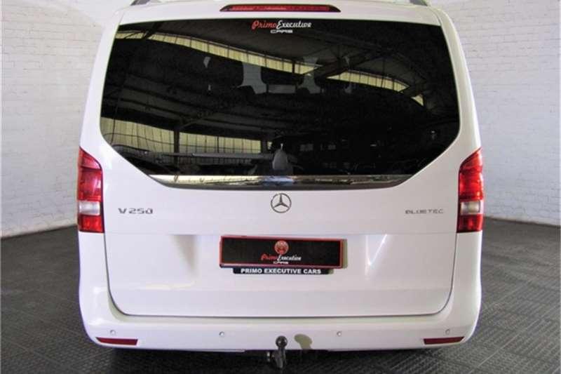 Mercedes Benz V Class V250 BlueTec 2015