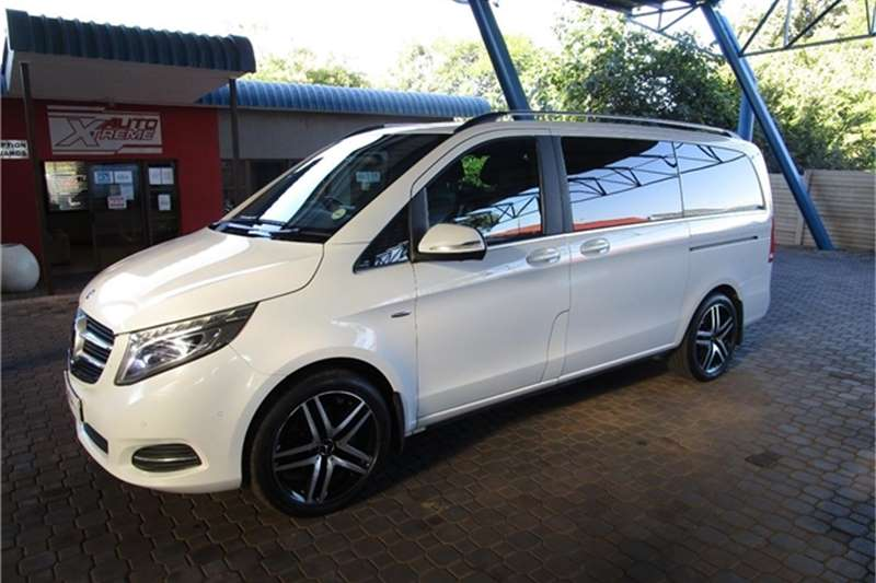 Mercedes Benz V Class V250 BlueTec Avantgarde 2015