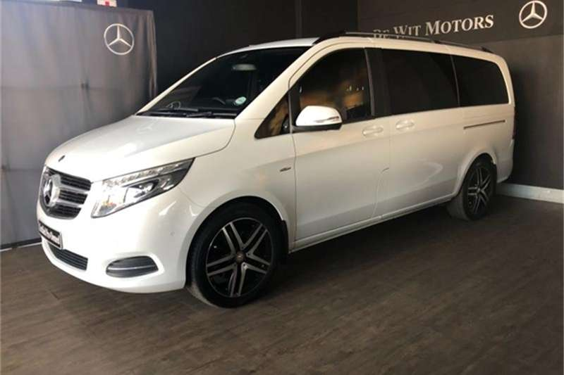 Mercedes Benz V Class V250 BlueTec Avantgarde 2016