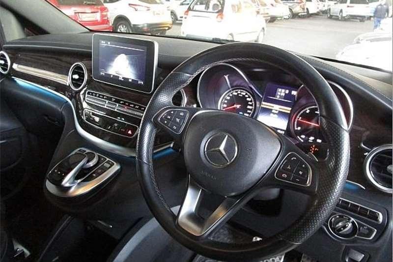Mercedes Benz V Class V250 BlueTec Avantgarde 2016