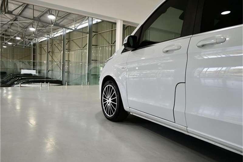 Used 2017 Mercedes Benz V Class V250 BlueTec Avantgarde