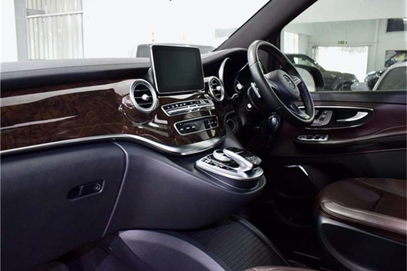 Mercedes Benz V Class V250 BlueTec Avantgarde 2018