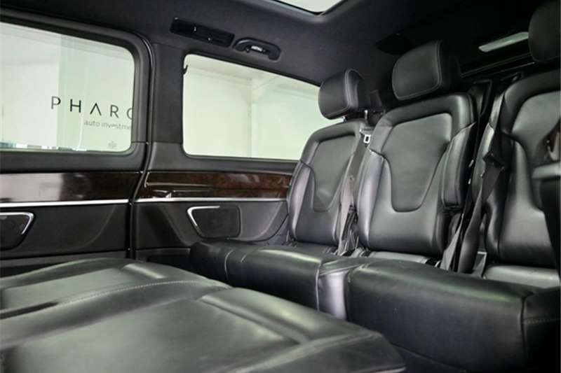 2018 Mercedes Benz V Class V250 BlueTec Avantgarde