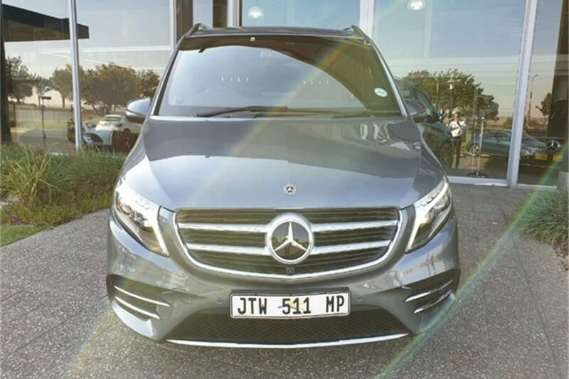 Mercedes Benz V Class V250 BlueTec Avantgarde 2019