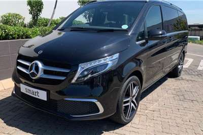 Mercedes Benz V-Class V250 BLUETEC AVANTGARDE A/T 2019