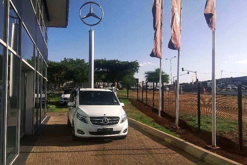 Mercedes Benz V Class V250d Avantgarde 2016