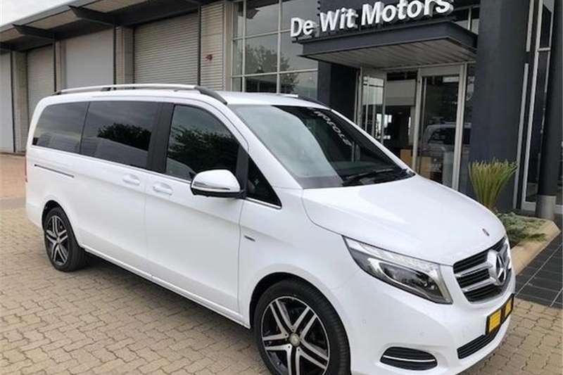 Mercedes Benz V Class V250d Avantgarde 2018