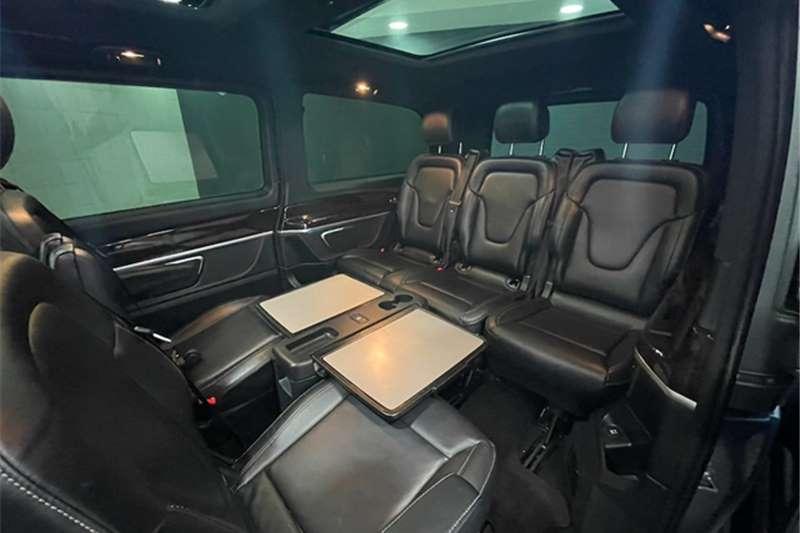 2018 Mercedes Benz V-Class V250d AVANTGARDE A/T