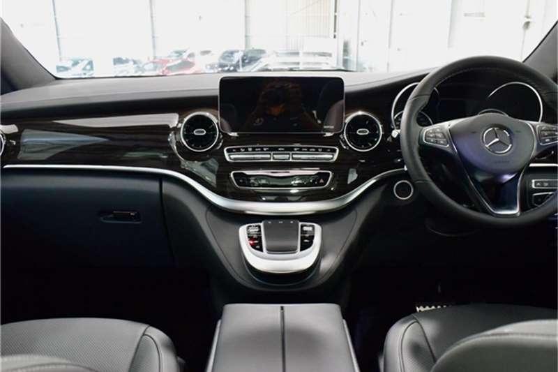 Mercedes Benz V-Class V250d AVANTGARDE A/T 2021