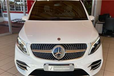 2020 Mercedes Benz V-Class V300d AVANTGARDE AMG LINE