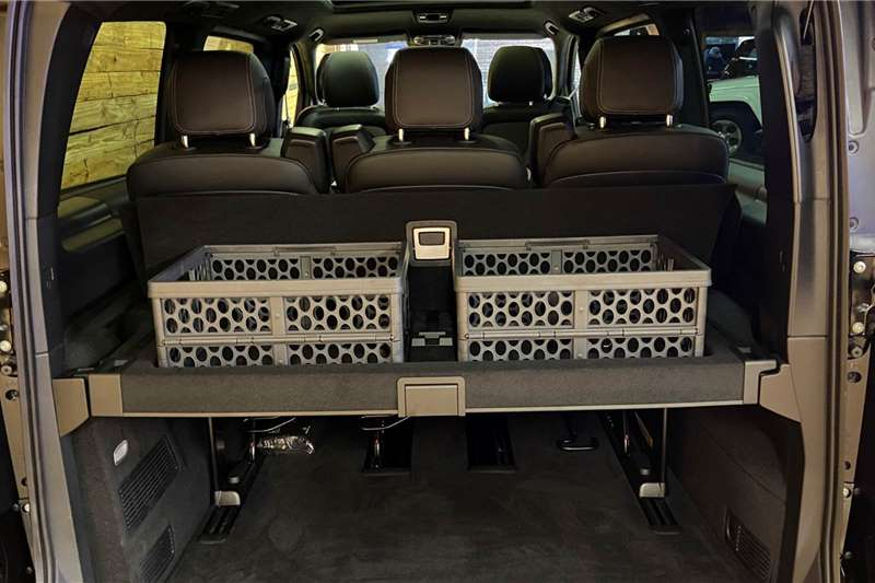 2020 Mercedes Benz V-Class V300d EXCLUSIVE