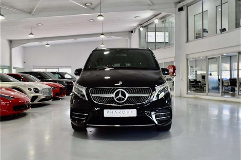Used 2021 Mercedes Benz V-Class V300d EXCLUSIVE