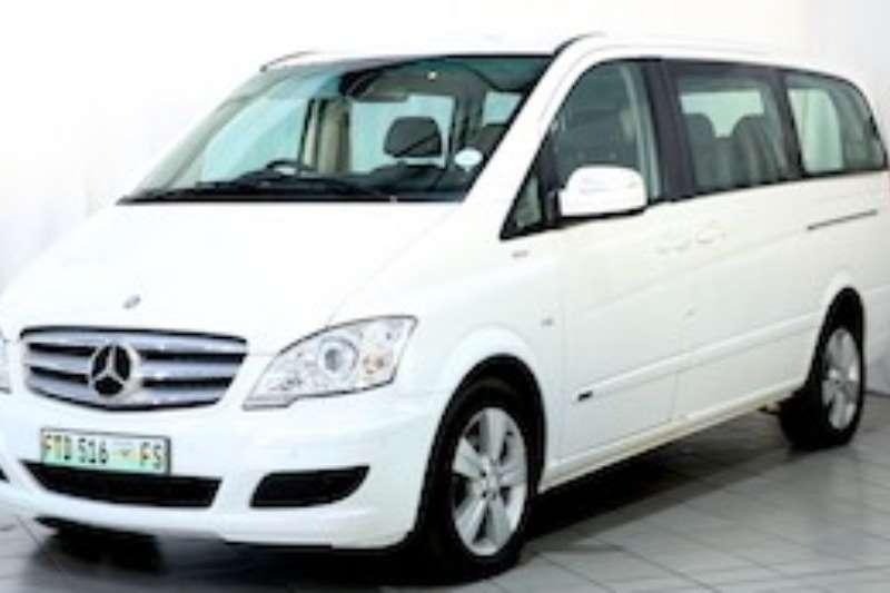 Mercedes Benz Viano 3.0 CDI AMBIENTE A/T 2014