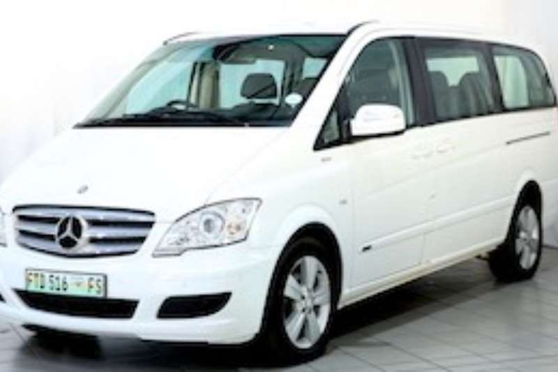 2014 Mercedes Benz Viano