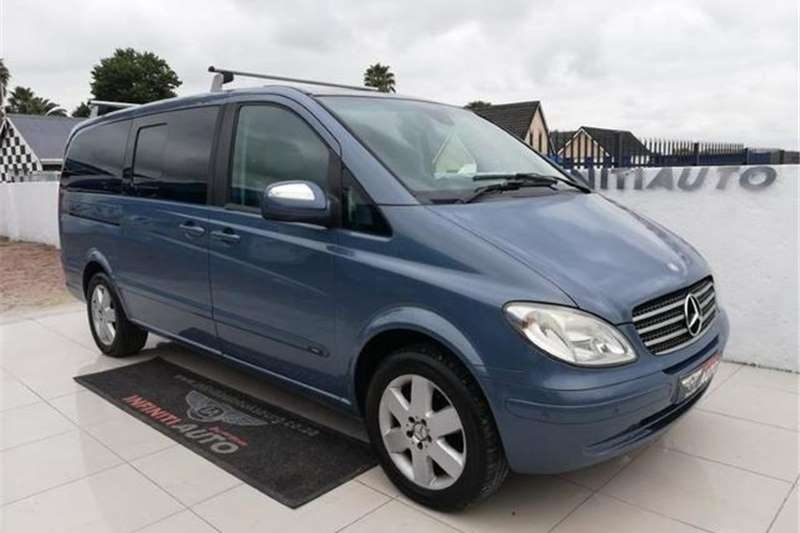 Mercedes Benz Viano CDI 2.2 Fun Auto 2010