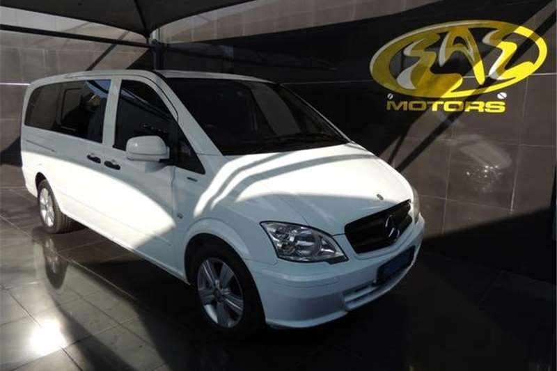 Mercedes Benz Viano CDI 2.2 Fun Auto 2012