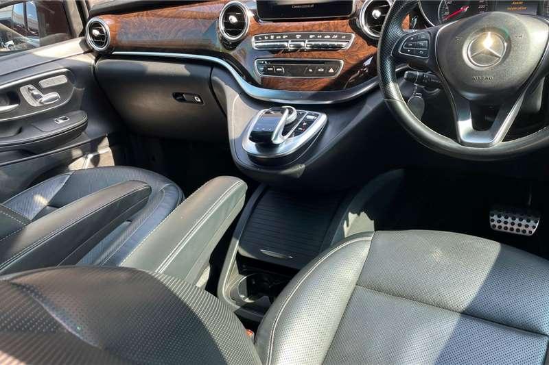 2017 Mercedes Benz Viano Viano CDI 2.2 Fun auto