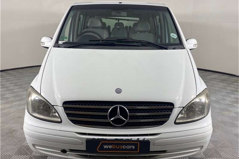 2010 Mercedes Benz Viano Viano CDI 2.2 Trend
