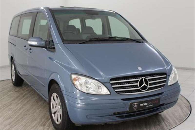 Mercedes Benz Viano CDI 3.0 Ambiente 2008