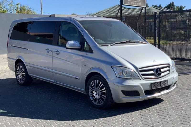 Mercedes Benz Viano CDI 3.0 Ambiente 2012