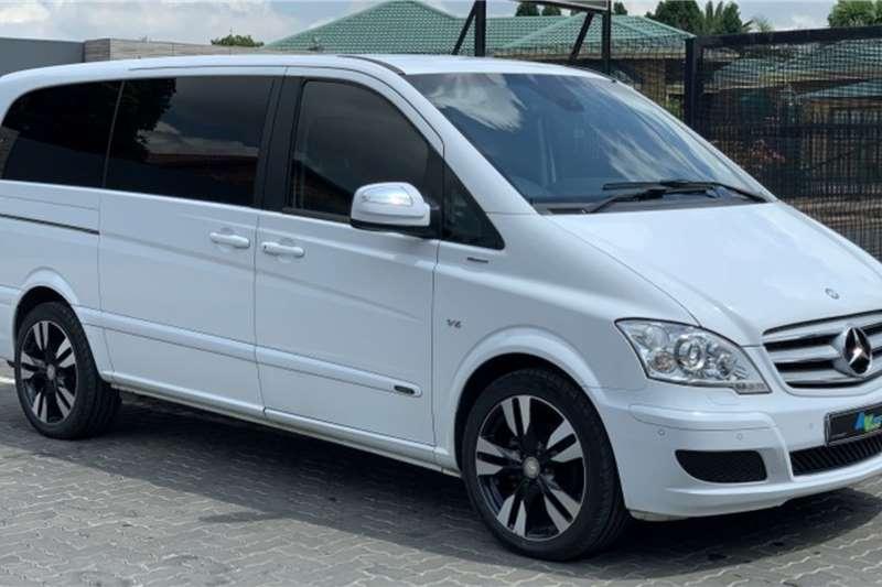 Mercedes Benz Viano CDI 3.0 Ambiente 2014