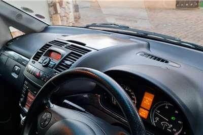 Mercedes Benz Viano CDI 3.0 Avantgarde 2012