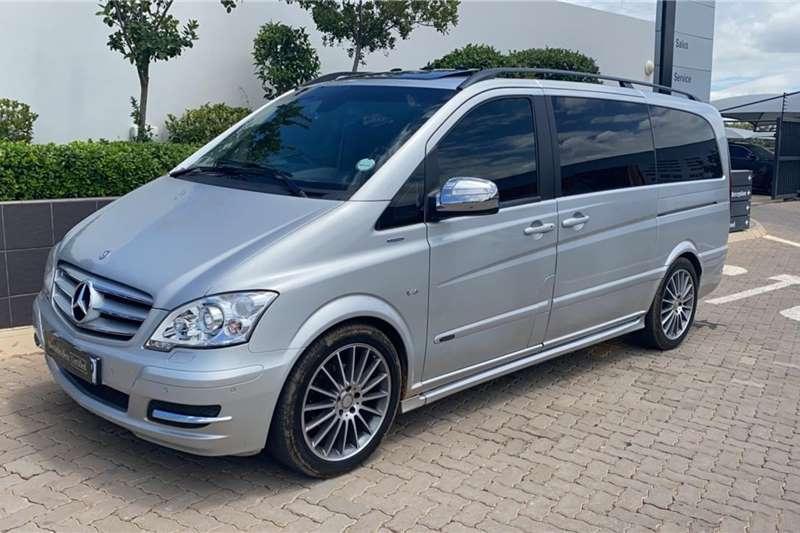 Mercedes Benz Viano CDI 3.0 Avantgarde 2014