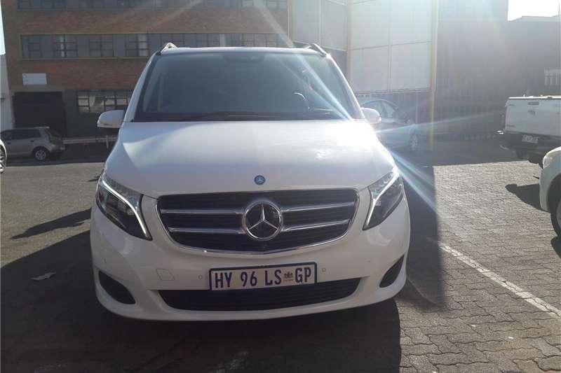 Mercedes Benz Viano CDI 3.0 Avantgarde 2016
