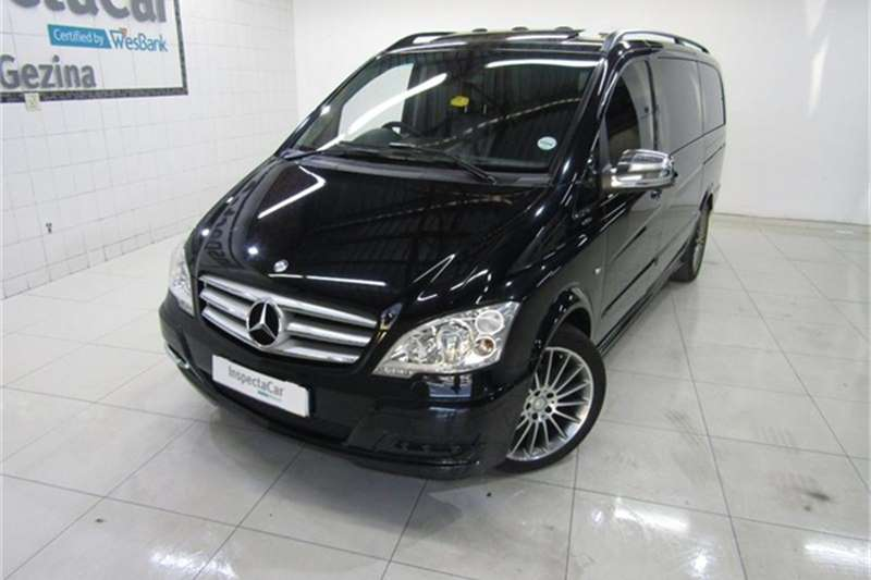 Mercedes Benz Viano CDI 3.0 Avantgarde Edition 125 2012