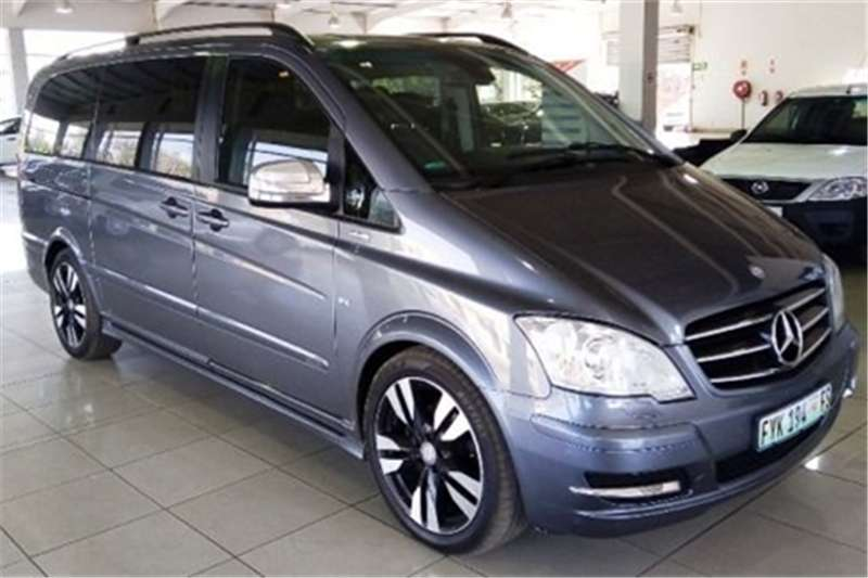 Mercedes Benz Viano CDI 3.0 Avantgarde Edition 125 2014
