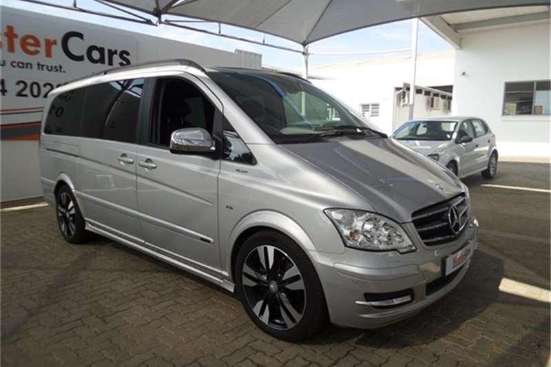 Mercedes Benz Viano CDI 3.0 Avantgarde Edition 125 2015