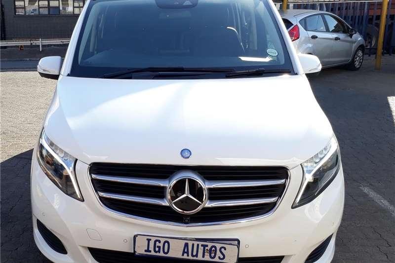 Mercedes Benz Viano CDI 3.0 Avantgarde Edition 125 2016