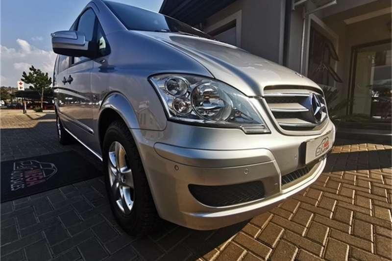 Mercedes Benz Viano CDI 3.0 Trend 2013