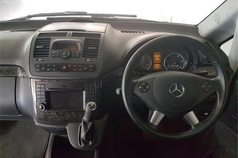 2014 Mercedes Benz Viano CDI 3.0 Ambiente