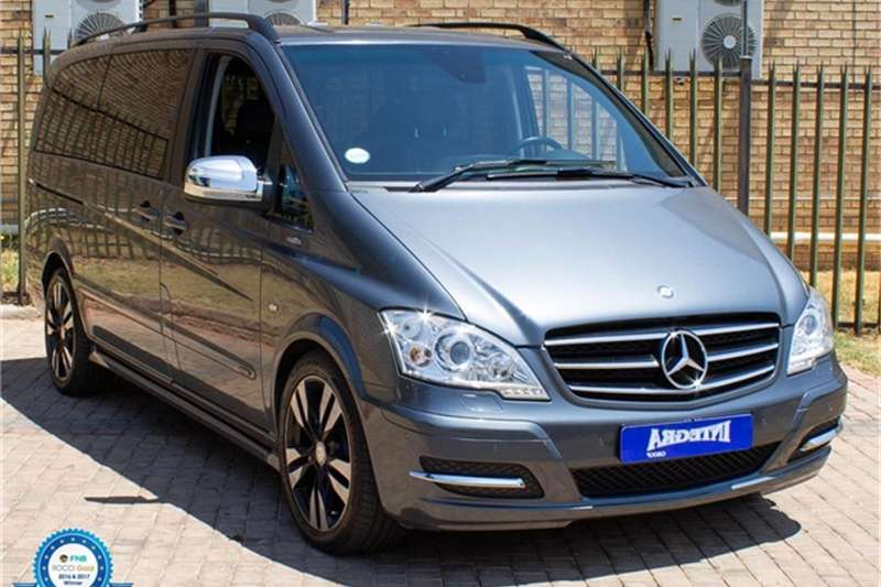 2014 Mercedes Benz Viano CDI 3.0 Avantgarde Edition 125