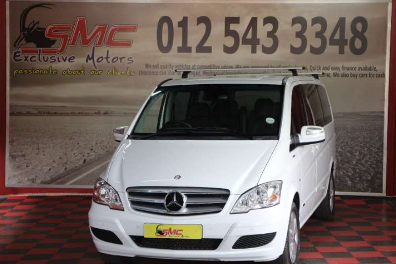 2014 Mercedes Benz Viano CDI 3.0 Trend
