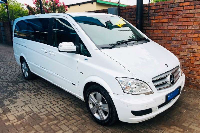 2013 Mercedes Benz Viano CDI 3.0 Avantgarde Edition 125
