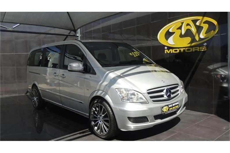 2012 Mercedes Benz Viano CDI 3.0 Trend