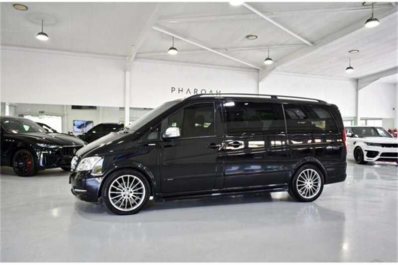 2012 Mercedes Benz Viano CDI 3.0 Avantgarde Edition 125