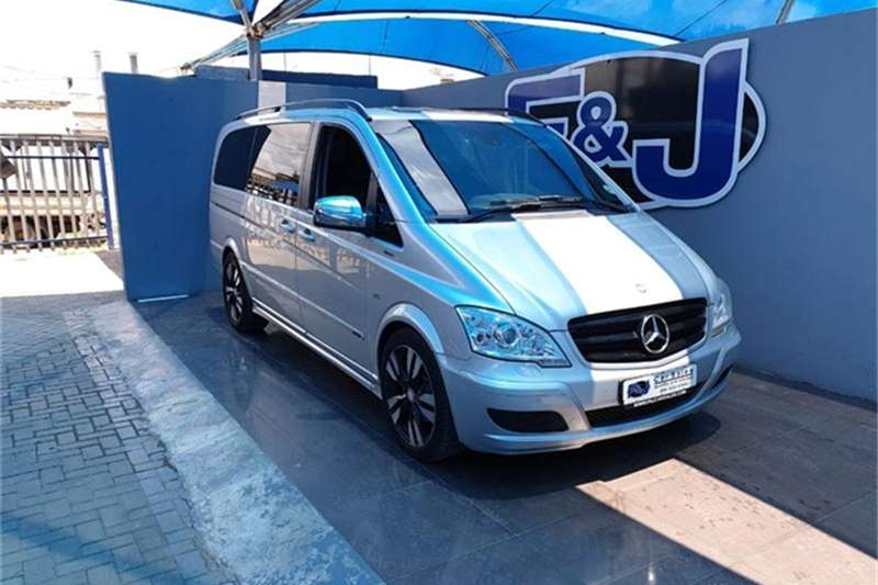 2014 Mercedes Benz Viano CDI 3.0 Avantgarde Edition 125