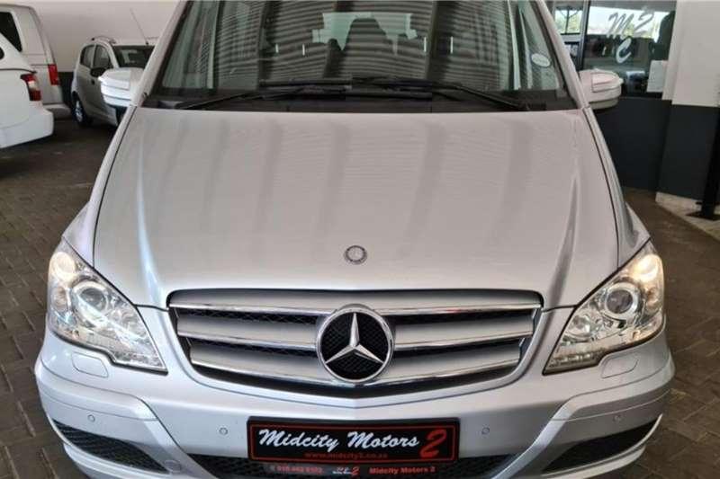 2014 Mercedes Benz Viano