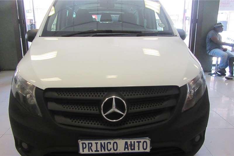 Mercedes Benz Vito 1.6 2017