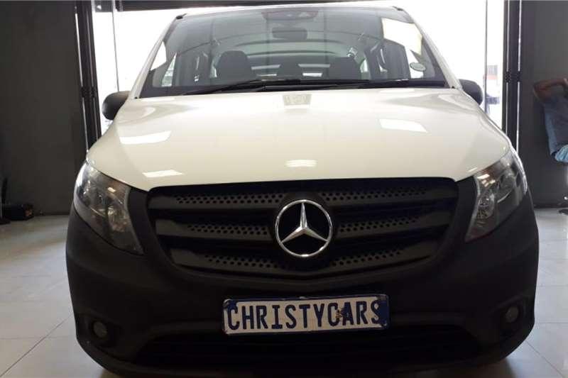 Mercedes Benz Vito 111 CDI Mixto crewcab 2017